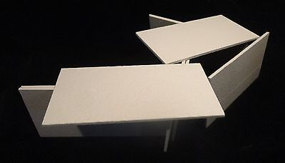 """KAOWOOL THERMAL INSULATION  BOARD """"M"""" GRADE 12"""" x 6"""" x 1/4"""" THICK ITEM No. 309"""