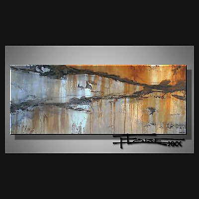 ABSTRACT CANVAS WALL ART Paintings Large Listed by Artist Signed US ELOISExxx