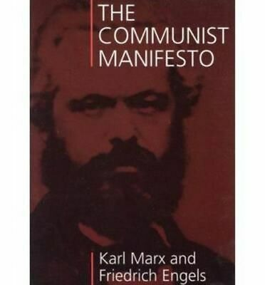NEW Communist Manifesto By Karl Marx Paperback Free Shipping