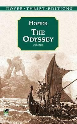 NEW The Odyssey By HOMER Paperback Free Shipping