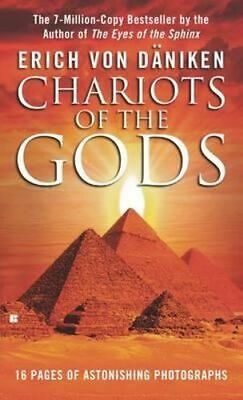 NEW Chariots of the Gods? By Erich Von Daniken Paperback Free Shipping