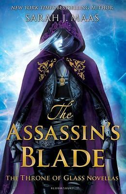 NEW The Assassin's Blade By Sarah J. Maas Paperback Free Shipping