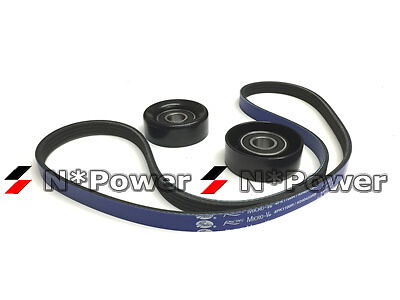 Gates Racing Drive Idler Pulley Fan Belt For A/c Holden Commodore 5.7 6.0 Ls1