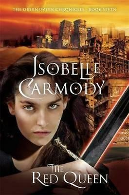 NEW The Red Queen By Isobelle Carmody  Paperback Free Shipping