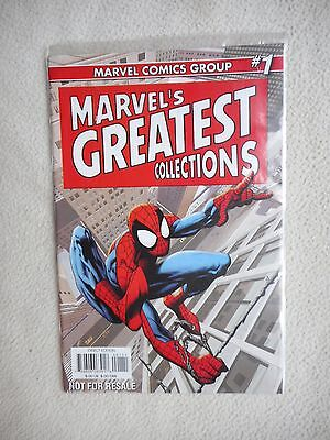 Marvel's Greatest Collections N°1 Vo Excellent Etat / Near Mint / Mint