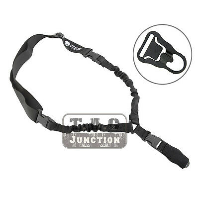 Emerson Tactical Single Point Sling Bungee Adjustable Quick Detachable Mash Hook