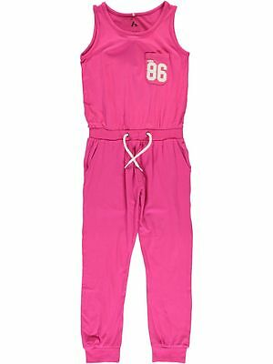 PLAYTECH by NAME IT toller Jumpsuit Overall Perla in pink Größe 116 bis 158/164