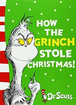 How the Grinch Stole Christmas!: Yellow Back Book (Dr... by Seuss, Dr. Paperback