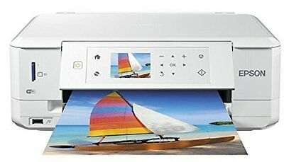 Epson XP-635 Wireless All in One Photo Printer With Ink A4 Scanner Inkjet Wifi
