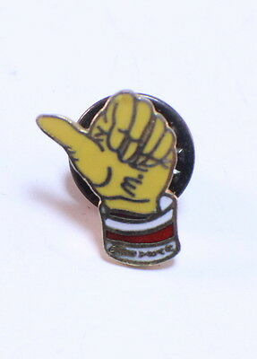 Mcdonalds Collector Hat Lapel Pin Ronald Thumbs Up