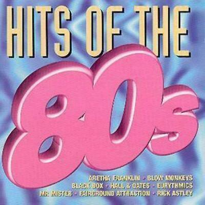 Various : Hits Of The Eighties CD (1997)