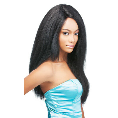 Tess - Outre Synthetic Deep Invisible L Part Lace Front Wig Relaxed Texture
