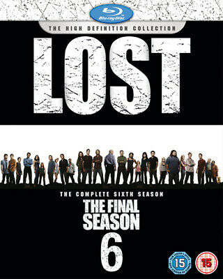 Lost: The Complete Sixth Season Blu-Ray (2010) Naveen Andrews