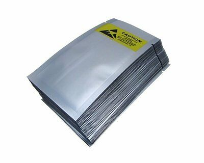 Static Shielding Anti-Static Bags Open End 7x12CM - Pack of 50