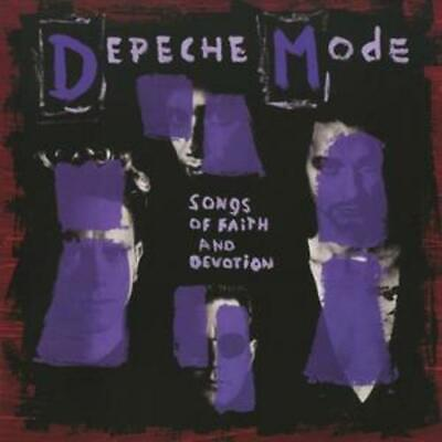 Depeche Mode : Songs of Faith and Devotion CD (2006) FREE Shipping, Save £s