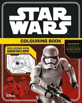 Star Wars the Force Awakens Colouring Book 9781405280464 (Paperback, 2015)