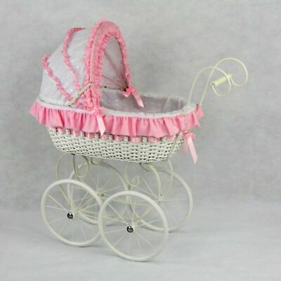 Regal Doll Carriages Jaqueline Doll Carriage