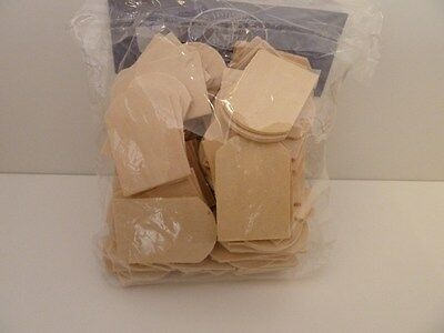 Dolls House Miniature Packet Of 100 Roof Tiles (Diy208)
