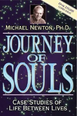 NEW Journey of Souls By Michael Newton Paperback Free Shipping