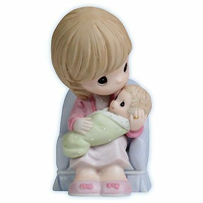 Precious Moments Tender is a Mother's Love Figurine New 112002