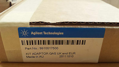 Agilent 9910017500 KIT ADAPTOR GAS UK & EUR