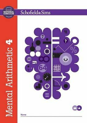 Mental Arithmetic Book 4: Year 5, Ages 9-10 by T R Goddard Paperback Book The