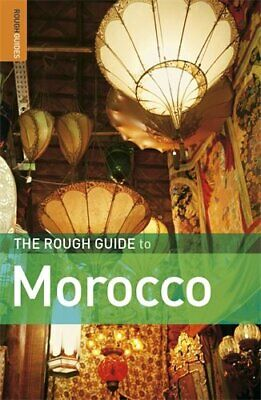 The Rough Guide to Morocco by Jacobs, Daniel Paperback Book The Cheap Fast Free