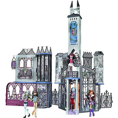 Monster High Mega Monsterschule CJF48 - NEU OVP