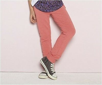 CONVERSE Kids Girls Sweat Pants Jogging Bottoms in Pink age 13/15 years  (f93)