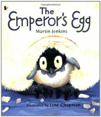 The Emperor's Egg (Nature Storybooks) by Jenkins, Martin Paperback Book The