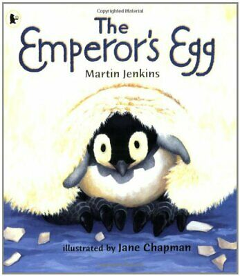 The Emperor's Egg by Jenkins, Martin Paperback Book