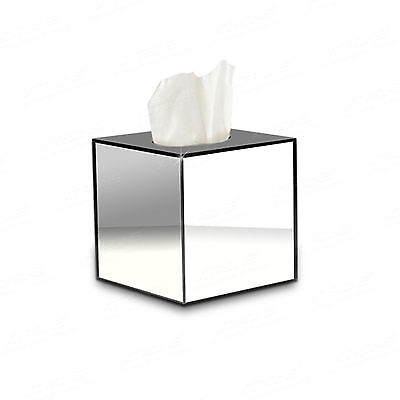 One-Way Mirror Hidden Tissue Box Double Bottom Easy Set Up for Action Camera CAM