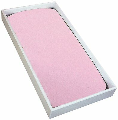 Kushies S340-PNK Change Pad Fitted Sheet, Pink (Brand New) CXX