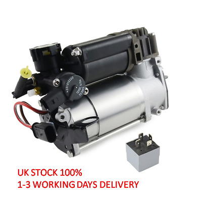 Airmatic Air Suspension Compressor Mercedes E/S Class W220 W211 W219 E550 S500