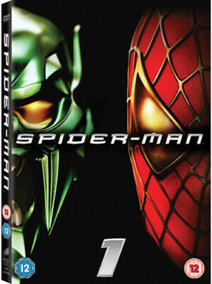 Spider-Man DVD (2012) Tobey Maguire ***NEW***