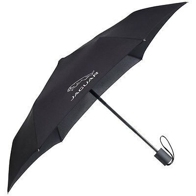 Genuine Jaguar Merchandise Pocket Umbrella. The Perfect Gift/Present for Owners!