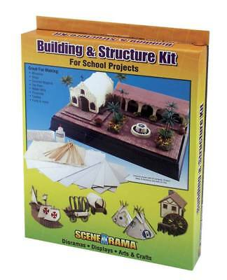 Woodland Scenics SP4130 N/HO Building & Structure  Train Scenery