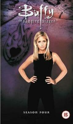 Buffy the Vampire Slayer: Season 4 DVD Sarah Michelle Gellar