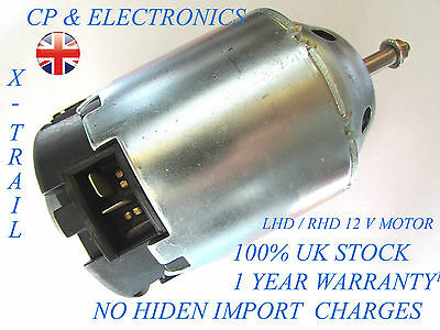Nissan X-Trail T30 2001-2007 Heater Blower Motor 27225-8H31C New Lhd / Rhd