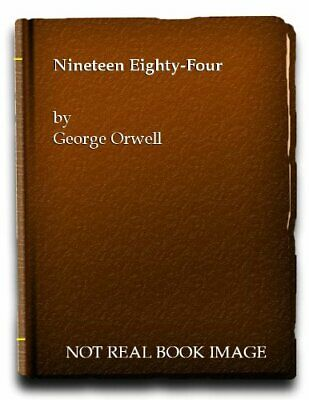 1984 Nineteen Eighty-Four, Orwell, George Hardback Book The Cheap Fast Free Post