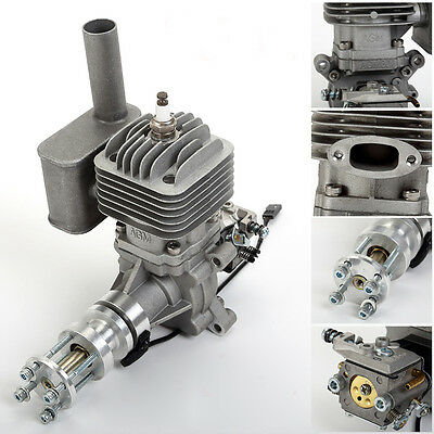 AGM30 30cc Gas petrol Engine 3.7HP/8500rpm with CDI Ignition & muffler VS DLE30