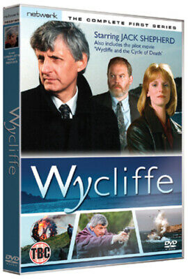 Wycliffe: The Complete First Series DVD (2009) Jack Shepherd, Friend (DIR) cert