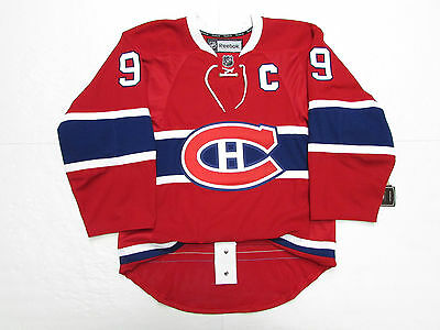 Maurice Richard Montreal Canadiens Authentic Home Reebok Edge 2.0 7287 Jersey