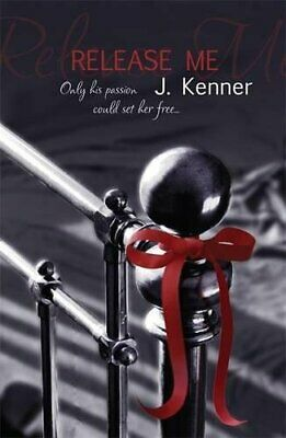 Release Me by Kenner, J. Book The Cheap Fast Free Post