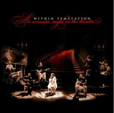 Within Temptation : An Acoustic Night at the Theatre CD (2009)