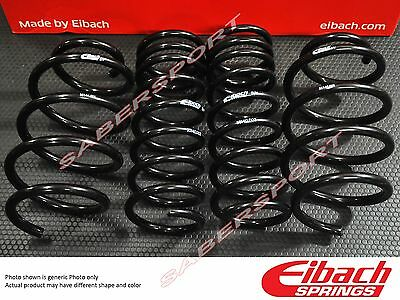 Eibach SUV Pro-Kit Lowering Springs for 2006-2010 Jeep Grand Cherokee SRT-8