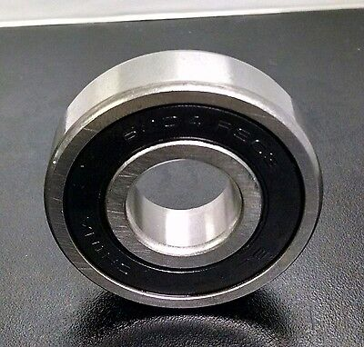 6304-2RS Premium Ball Bearing 20x52x15mm Double Sealed 6304-RS