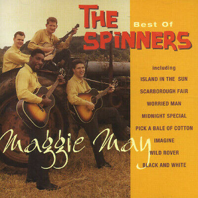 Maggie May: The Best Of THE SPINNERS CD (1997)