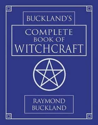NEW Complete Book of Witchcraft By Raymond Buckland Paperback Free Shipping
