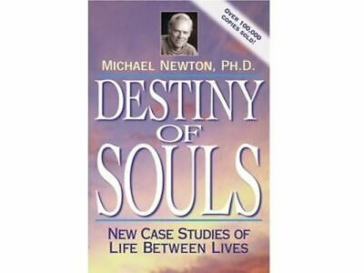 NEW Destiny Of Souls By Michael Newton Paperback Free Shipping
